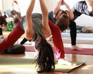Anusara & Yin Yoga